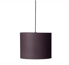 Bloomingville Lampe Schwarz •