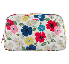 Cath Kidston Waschtasche Mini Paradise Flowers Ivory