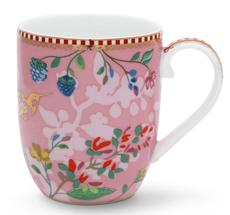 PIP Studio Kleine Tasse Hummingbirds Pink 145 ml