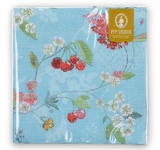 PIP Studio Papier-Servietten Hummingbirds Blue