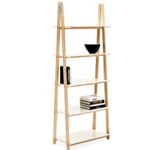Normann Copenhagen Bücherregal One Step Up High White