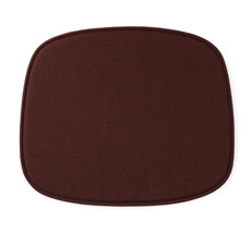 Normann Copenhagen Sitzkissen Form Red