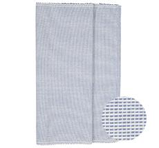 IB LAURSEN Tischläufer Blau/Weiß