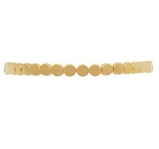 Dansk Smykkekunst Armband Vanity Mini Dot Vergoldet