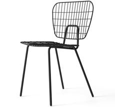 Menu WM String Stuhl Dining Chair Black