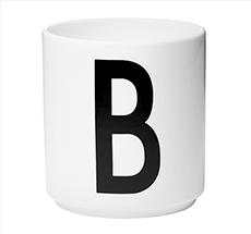 Design Letters Porzellan Becher B