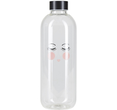 Miss Étoile Wasserflasche Closed Eyes