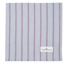GreenGate Stoffserviette Kajsa Pale Grey