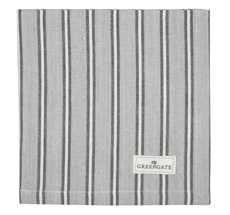 GreenGate Stoffserviette Riley Grey