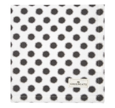GreenGate Stoffserviette Savannah White