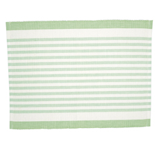 GreenGate Platzset Alice Stripe Pale Green