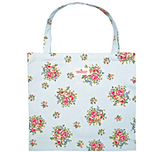 GreenGate Shopper Tasche Franka Pale Blue