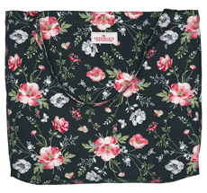 GreenGate Shopper Tasche Meadow Black