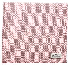 GreenGate Tischdecke Sandra Pink 150x150cm