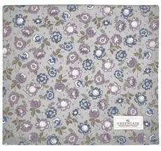 GreenGate Tischdecke Beatrice Pale Grey 130x170cm