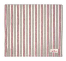 GreenGate Tischdecke Ivah Stripe beige 145x250cm