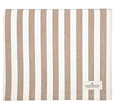 GreenGate Tischdecke Rigmor White 145x250cm
