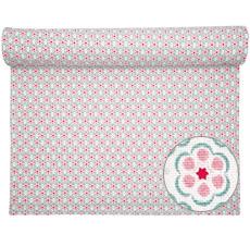 GreenGate Tischläufer Leah Pale Pink