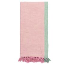 GreenGate Decke Minna Pale Pink 130x180cm