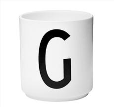 Design Letters Porzellan Becher G