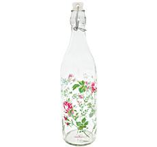 GreenGate Glasflasche Constance White