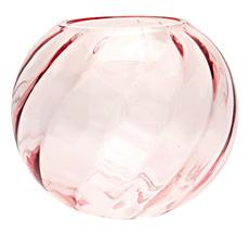 GreenGate Vase Rund Pale Pink