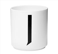 Design Letters Porzellan Becher J