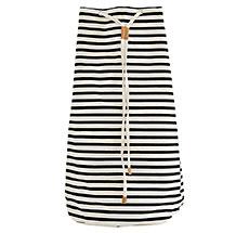 House Doctor Einkaufsbeutel Stripes •