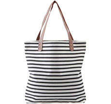 House Doctor Shopper Stripes
