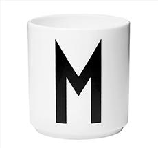 Design Letters Porzellan Becher M