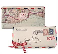 Disaster Designs Geldbörse Paper Plane