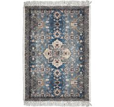 GreenGate Teppich Renata Blue 120x180cm