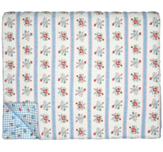 GreenGate Quilt Tagesdecke Evie White
