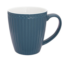 GreenGate Tasse Alice Ocean Blue