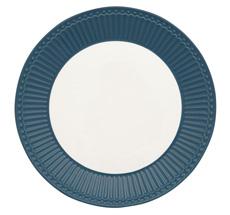 GreenGate Teller Alice Ocean Blue 23 cm