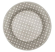 GreenGate Teller Spot Grey 20,5 cm