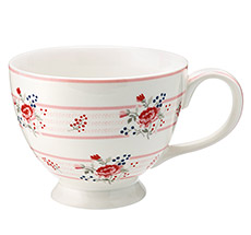 GreenGate Teetasse Fiona Pale Pink