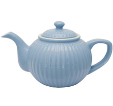 GreenGate Teekanne Alice Sky Blue