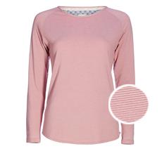 PIP Studio Langarm-Shirt Tommy Stripers Pink