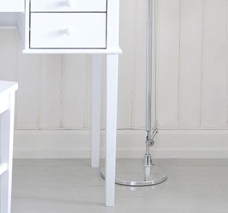 Oliver Furniture Seaside Beine für Schreibtisch Groß 74 cm