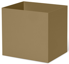 ferm LIVING Plant-Box Pot Olive