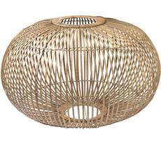 Broste Copenhagen Lampenschirm für Deckenlampe Bambus 68 cm