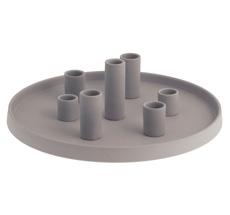 Storefactory Kerzenteller Lingsberg Light Grey