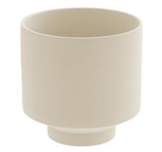 Storefactory Vase/Übertopf Kiaby Beige