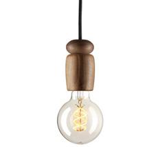 FDB Møbler U1 - Hiti Deckenlampe Walnuss