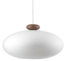 FDB Møbler U3 - Hiti Deckenlampe Walnuss