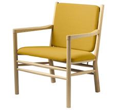 FDB Møbler J147 Sessel Natur/Gelb