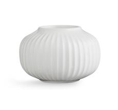 Kähler Design Hammershøi Teelichthalter Ø10 cm weiß