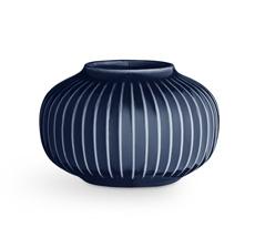 Kähler Design Hammershøi Teelichthalter 6.5 cm indigo