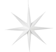 Broste Copenhagen Deko-Stern L Papier White